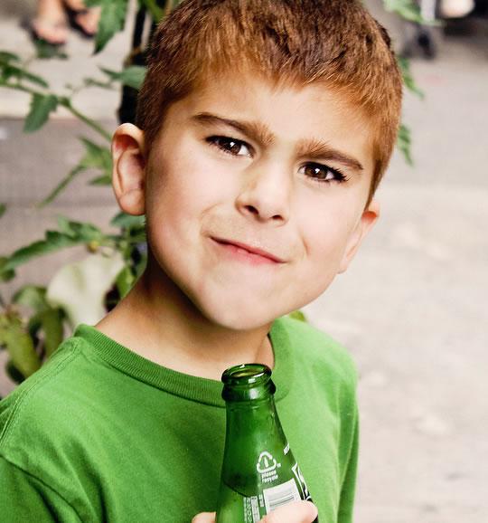 Sono le bevande gassate che causano i comportamenti problematici?