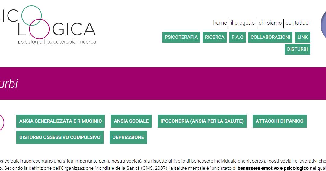 Centro di Psicologia a Modena